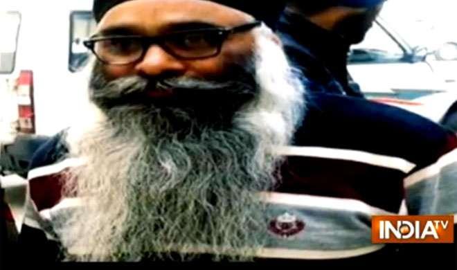 नाभा जेल से भागा खालिस्तानी आतंकी हरमिंदर सिंह मिंटू गिरफ्तार
