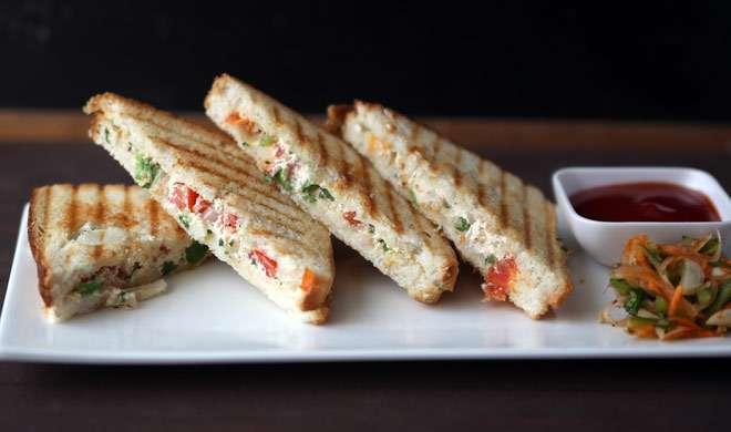 ऐसे बनाएं टेस्टी, हेल्दी दही के सैंडविच - India TV