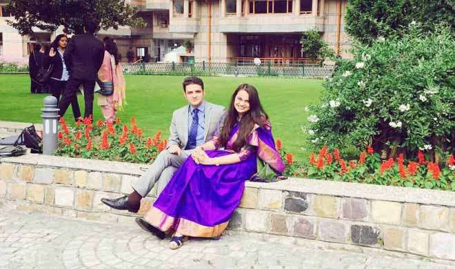किस्मत ने बना दी IAS की जोड़ी, सेकेंड टॉपर आमिर से शादी करेंगी टीना डाबी - India TV