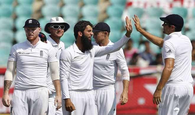 विशाखापत्तनम टेस्ट, डे2, लंच: 3 विकेट गिरने के बावजूद भारत मज़बूत