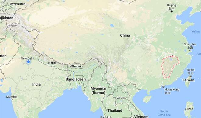 चीन: पावर स्टेशन में बन रहा टावर गिरा, कम से कम 40 की मौत - India TV