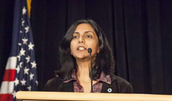 ट्रंप-विरोधी मार्च बुलाने वाली भारतीय-अमेरिकी महिला को मिल रहे है धमकी भरे मेल और फोन - India TV