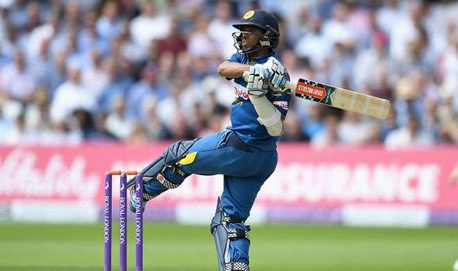 ट्रायंगुलर सीरीज के फाइनल में श्रींलंका ने जिम्बाब्वे को हराया - India TV