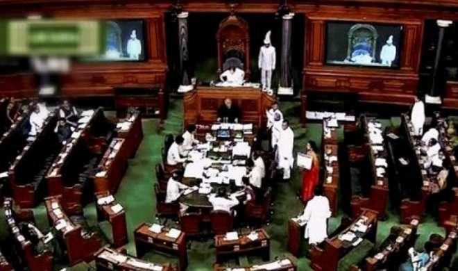 नोटबंदी पर लोकसभा में हंगामा जारी, प्रश्नकाल बाधित - India TV