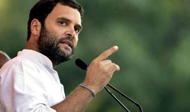 राहुल ने पूछा मोदी टीवी-कॉन्सर्ट में बोल सकते हैं तो संसद में क्यों नहीं?