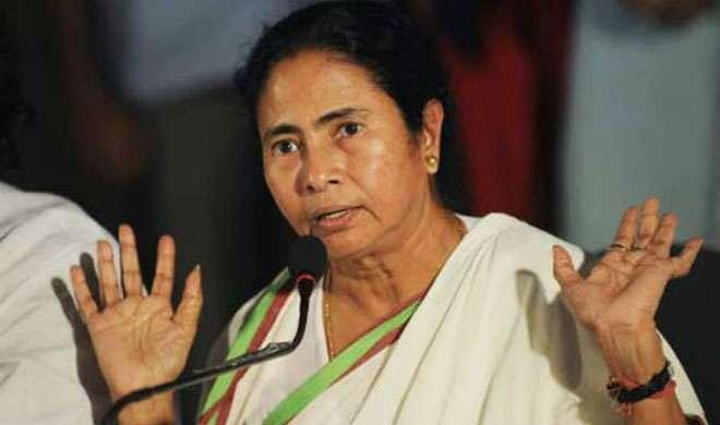 नोटबंदी: ममता, उमर और भगवंत मान ने राष्ट्रपति भवन तक किया मार्च - India TV