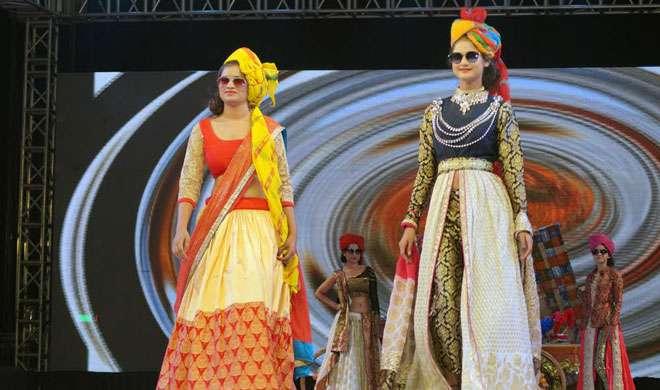 मिलांज 2016: फैशन शो में दिखी नारीशक्ति की झलक - India TV