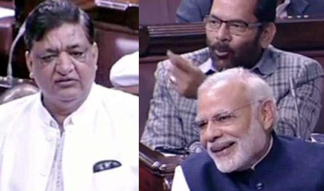 Video: जब नोट बैन पर बहस के दौरान PM मोदी भी नहीं रोक पाए अपनी हंसी - India TV