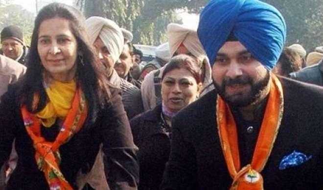 जल्द ही कांग्रेस में शामिल होंगी नवजोत सिंह सिद्धू की पत्नी - India TV