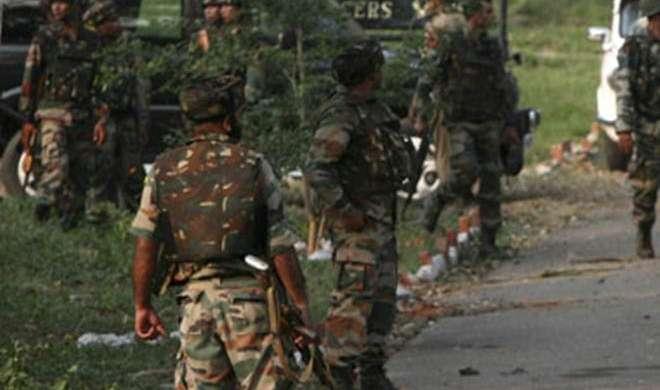 पाकिस्तान की बमबारी में एक जवान शहीद, 3 घायल