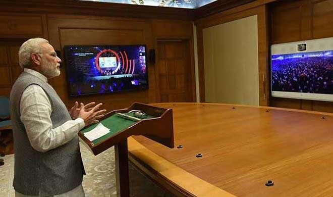 'मेरे पास दूसरे स्वच्छता अभियान के लिए जनता का समर्थन है' - India TV