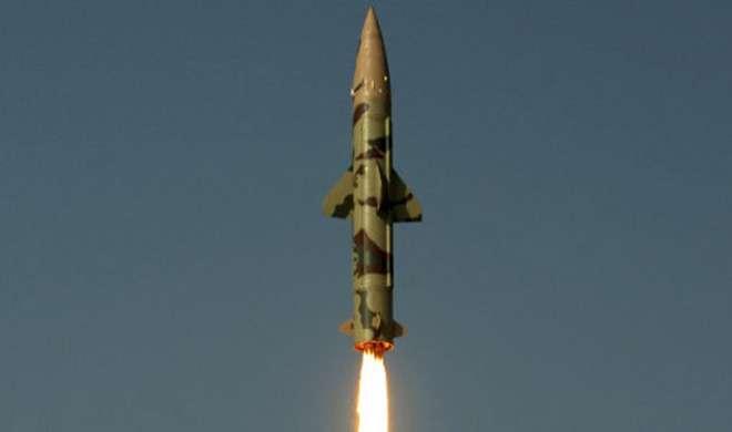 फिर से गरजीं पृथ्वी II मिसाइलें, लगातार 2 बार सफल प्रक्षेपण - India TV