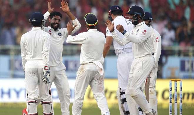 विशाखापत्तनम टेस्ट: भारत और जीत के बीच में इंग्लैंड के 8 विकेट - India TV