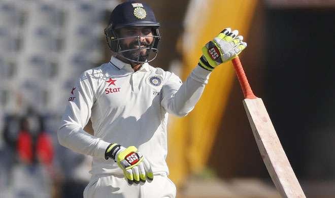 मोहाली टेस्ट: जडेजा ने भी मारी फिफ्टी, भारत मजबूत स्थिति में - India TV