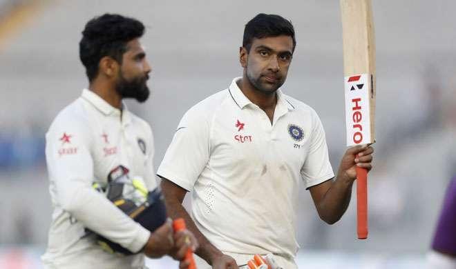 मोहाली टेस्ट: अश्विन और जडेजा ने लड़खड़ाते भारत को संभाला - India TV