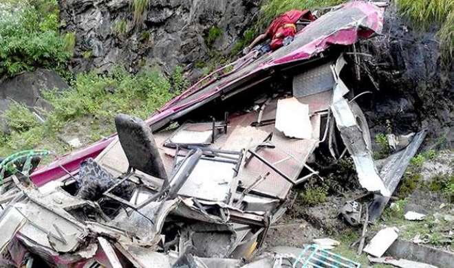 उत्तराखंड: सड़क हादसे में 5 की मौत, 7 घायल - India TV