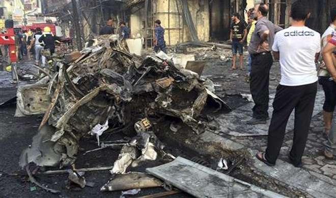 मिस्र: आतंकवादी हमले में 8 सैनिकों की मौत, 3 आतंकी भी मरे - India TV