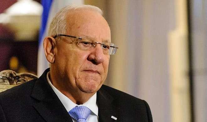 इजरायल के राष्ट्रपति ने की सुषमा के जल्दी ठीक होने की कामना