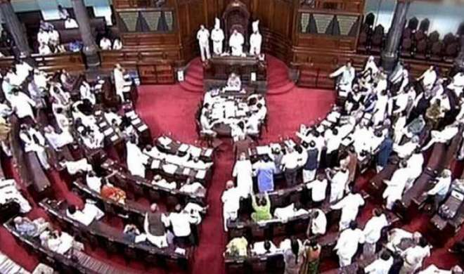 नोटबंदी पर हंगामे के बीच दोनों सदनों की कार्यवाही बाधित - India TV