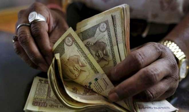 नोटबंदी के बाद से बैंकों में पुराने नोटों में 5.44 लाख करोड़ रुपये जमा