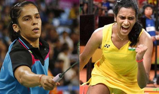 बैडमिंटन: हॉन्गकॉन्ग ओपन के क्वॉर्टर फाइनल में साइना, सिंधु - India TV