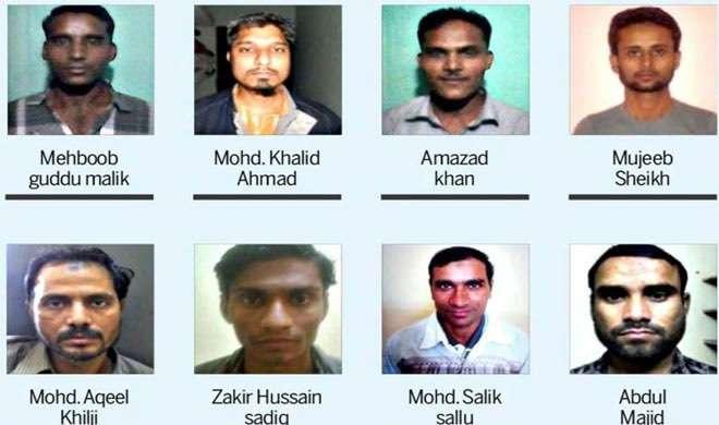 भोपाल मुठभेड़: SIMI आतंकियों की कब्र पर लिखी गई 'शहादत'! - India TV