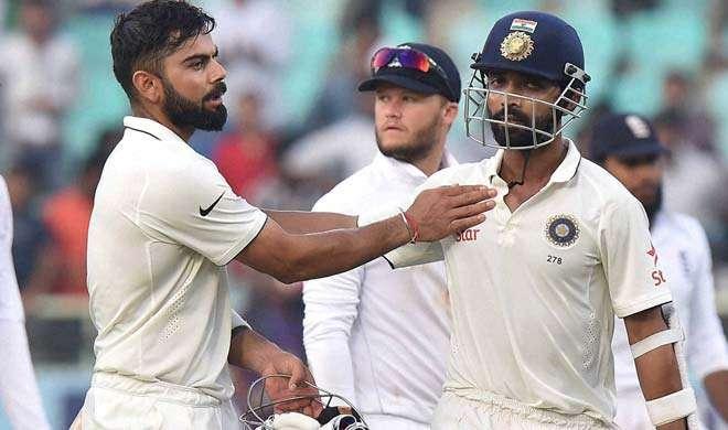 विशाखापट्नम टेस्ट: भारतीय परी 204 रनों पर समाप्त, इंग्लैंड के सामने 405 का लक्ष्य