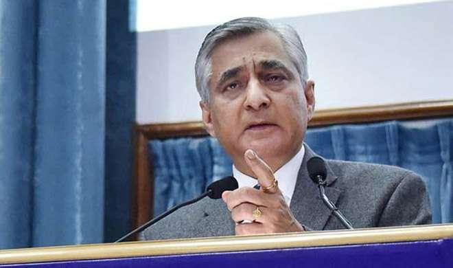 हाईकोर्ट के 500 जजों के पद खाली, बुनियादी सुविधाएं तक नहीं: CJI ठाकुर - India TV