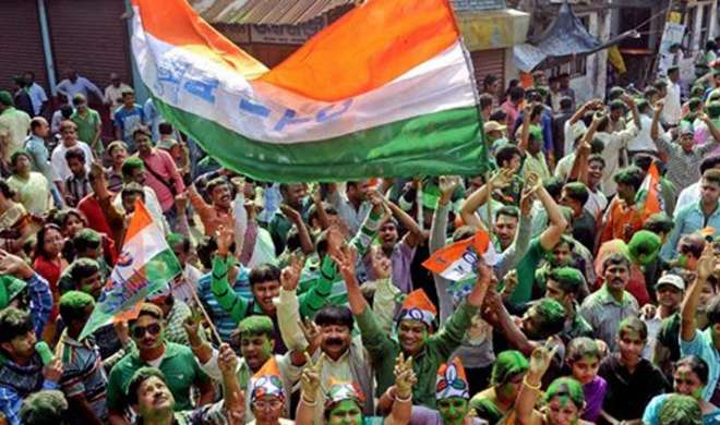 पश्चिम बंगाल उपचुनाव में तृणमूल कांग्रेस ने बनाई बढ़त - India TV