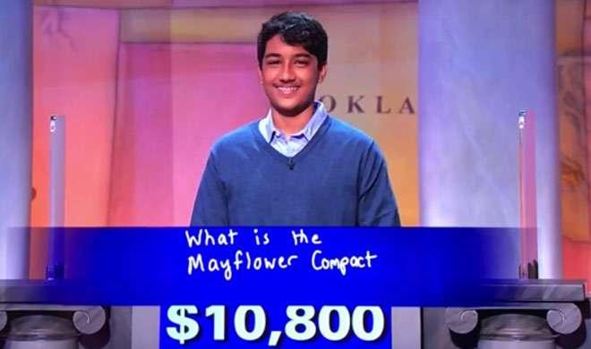 भारतीय अमेरिकी लड़के ने जीते 100,000 अमेरिकी डॉलर - India TV