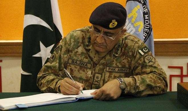 सोशल मीडिया पर नहीं हैं पाकिस्तान के सेना प्रमुख - India TV