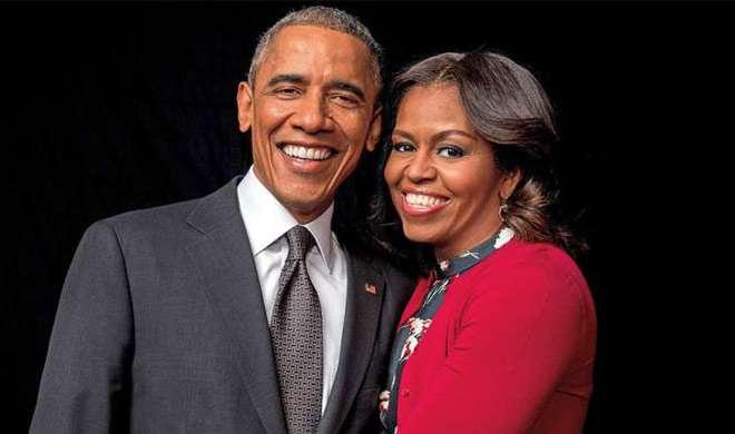 ह्वाइट हाउस की दौड़ में कभी शामिल नहीं होंगी मिशेल: ओबामा - India TV
