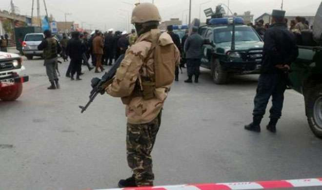 काबुल: शिया मस्जिद में विस्फोट, 27 की मौत, 35 घायल - India TV