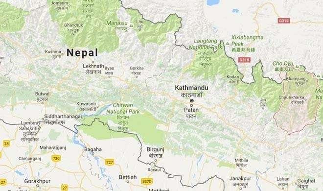 नेपाल में 5.5 तीव्रता के भूकंप के झटके