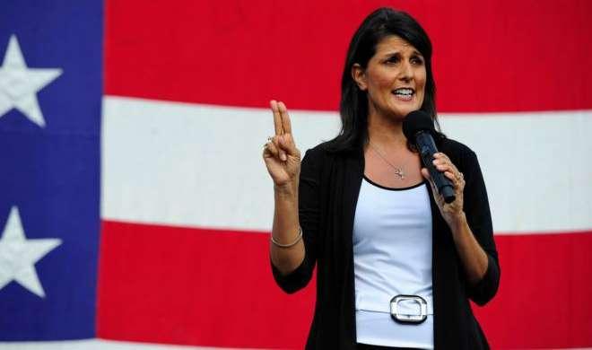 निक्की हैली को अमेरिकी दूत चुनने पर भारतीय अमेरिकियों ने की ट्रंप की तारीफ - India TV