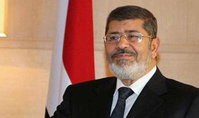 मिस्र: मोहम्मद मुर्सी को दी गयी उम्रकैद की एक सजा को रद्द किया गया
