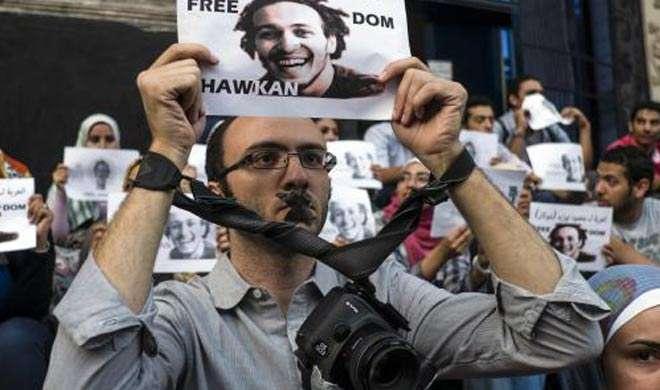 भारत और दुनियाभर के साहसी पत्रकारों को CPJ ने किया सम्मानित - India TV