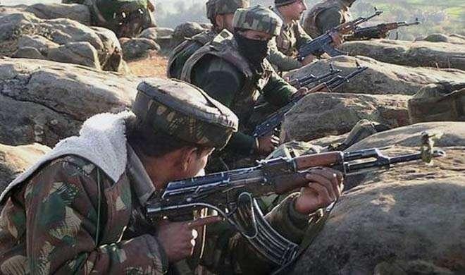 पाकिस्तान ने भारतीय सीमा के पास पंजाब प्रांत में किया सैन्य अभ्यास