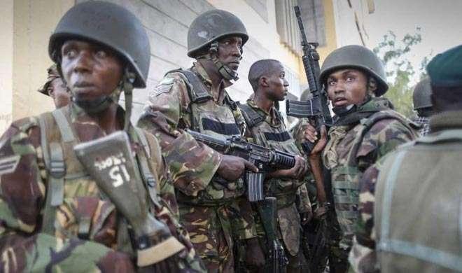 केन्या: पुलिस ने अल-शबाब के 4 आतंकवादियों को मार गिराया - India TV