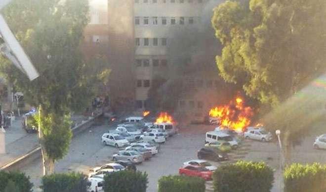 तुर्की: कार बम धमाके में 2 लोगों की मौत, 16 अन्य घायल
