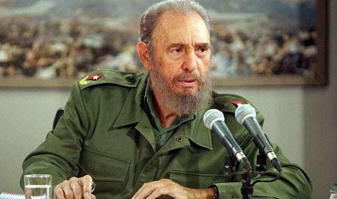 क्यूबा: फिदेल कास्त्रो को श्रद्धांजलि देने पहुंचे लाखों लोग - India TV