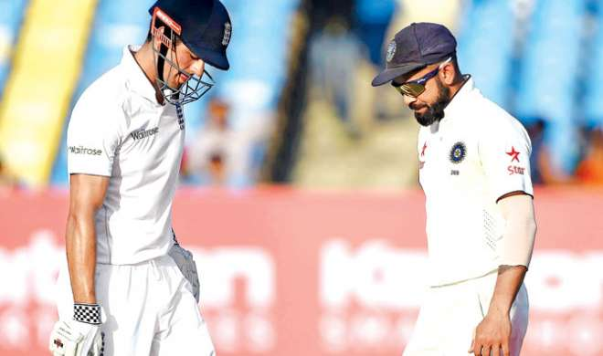 मोहाली टेस्ट: इंग्लैंड ने टॉस जीत चुनी बल्लेबाजी - India TV