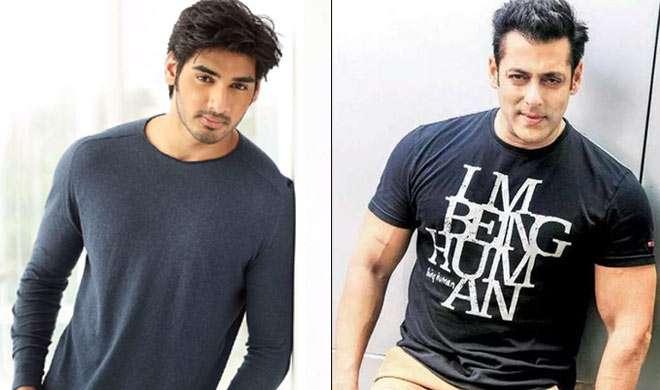 सलमान खान ने किया बॉलीवुड में सुनील शेट्टी के बेटे का स्वागत - India TV