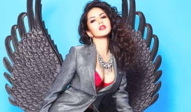 """सनी लियोन ने कहा, """"लोग मेरे बारे में चर्चा करते रहेंगे"""" - India TV"""
