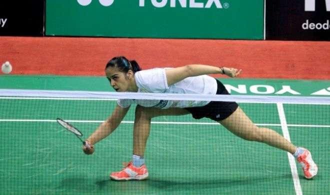 बैडमिंटन : मकाऊ ओपन के क्वार्टर फाइनल में हारीं सायना - India TV