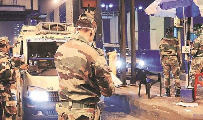 टोल प्लाजा से हटी सेना, फिर भी सचिवालय में डटी हैं ममता - India TV