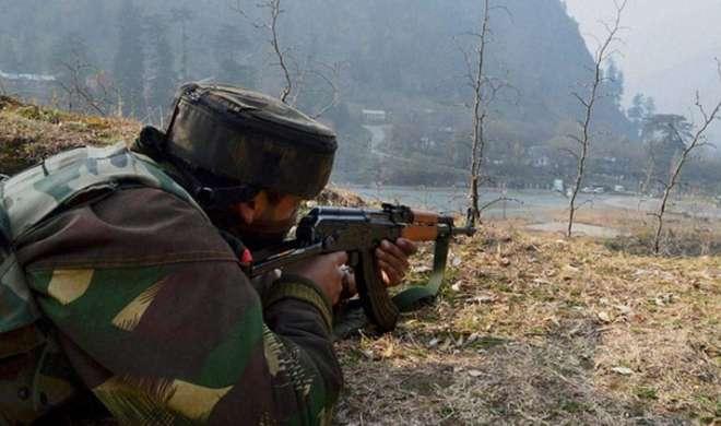 कश्मीर में इस वर्ष नियंत्रण रेखा से हमले के 23 प्रयास विफल किये गए: BSF - India TV