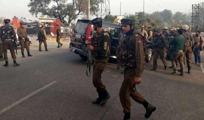 नगरोटा हमले के बाद भारत का पाकिस्तान संग वार्ता से इंकार - India TV