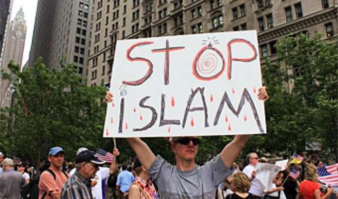 """अमेरिका में मस्जिदों को मिल रहे हैं """"शैतान की संतान"""" के नाम ख़त - India TV"""
