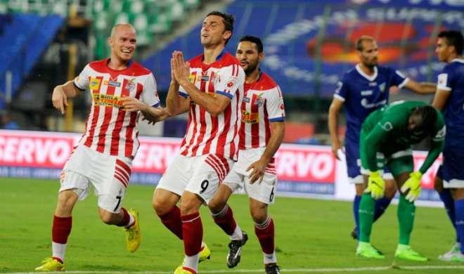 ISL: अपने अंतिम मैच में कोलकाता से भिड़ेगा पुणे - India TV